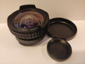 MIR-20M 20mm f/3.5 Wide-Angle Lens M42 Mount