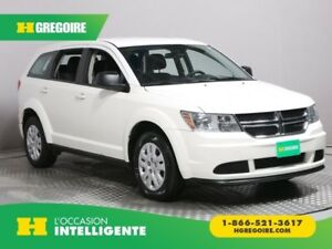 2015 Dodge Journey Canada Value Pkg 7 PASSAGERS AUTO A/C