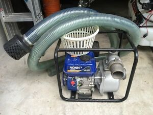 Water pump 6.5HP New 60,000 Lit/Hr - Now ridiculous Price!!!