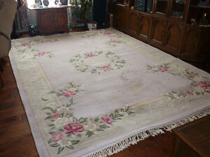 Pastel rug price is firm London Ontario image 1