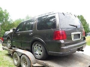 !!!! ALL PARTS AVAILABLE, 2005 LINCOLN NAVIGATOR 5.4L AWD !!!