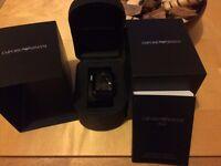 Men's Emporio Armani watch. Excellent condition