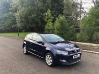 2012 Volkswagen Polo 1.4 Match Hatchback 3dr Petrol Manual (139 g/km, 85