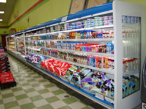 Full line of display cases, pastry bakery gelato deli meat fish Moose Jaw Regina Area image 8
