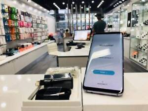Original condition samsung galaxy s8 64gb orchid grey tax inv Surfers Paradise Gold Coast City Preview