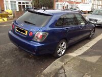 Lexus is300 sportcross 3.0 automatic breaking spares 2jz can post
