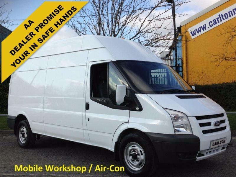 2009/ 59 Ford Transit 100 T350L High Roof [ Mobile Workshop ] Van RWD