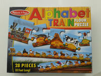 Puzzles and Junior Scrabble