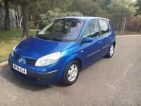 2005/54 Renault scenic Expresion 1.5 DCI✅cheap bargain diesel