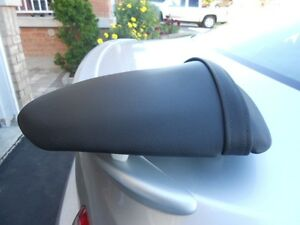 Rear Passenger Pillar Seat For Kawasaki Motorcycle Like New