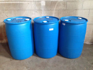 PLASTIC BARRELS FOR SALE IN YORKTON