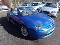 2003 MG MGTF MGTF 135 Sprint 2dr 2 door Sports