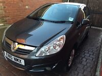 Vauxhall corsa 1.3 diesel ecoflex energy