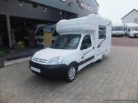 Citroen Nuventure surf two berth campervan for sale