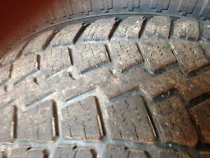 pneus d'hiver sur jante Ford