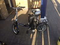 BRAND NEW Dillenger Cheetah Electric Folding Bike with warranty RRP £599