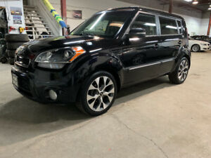 2013 Kia Soul 4u Luxury Sedan