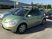 2008 Volkswagen Beetle Comfortline Coupe (2 door)