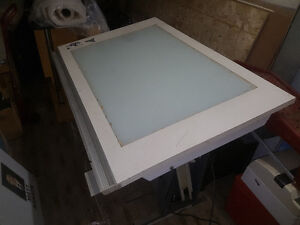 Drafting/Light table