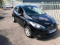 2007 Mazda 2 TS2 1.3 petrol Cheap Tax+Insurance 2 Lady owners Finance Available