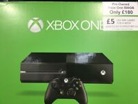 Xbox Ones from £175! Years guarantee!!