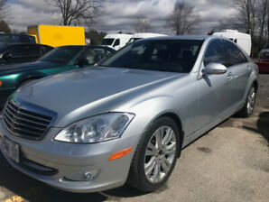 2009 Mercedes Benz S450 AWD - Fully loaded - Financing available