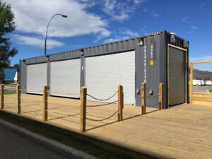 Shipping Containers Modified / Sea Can Buildings
