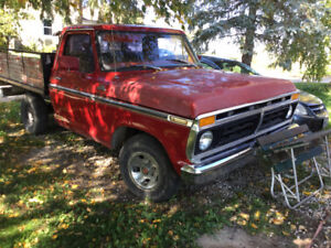 2 1977 f100 s for sale