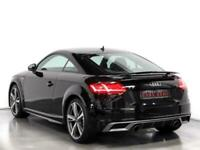 2019 Audi TT 45 TFSI Quattro S Line 2dr S Tronic Auto Coupe Petrol Automatic