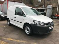 2013 Volkswagen Caddy 1.6TDI ( 102PS ) C20 LOW MILES PANEL VAN