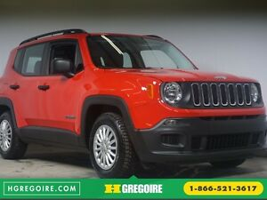 2015 Jeep Renegade Sport 2.4lt.