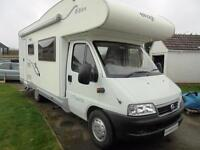 2006 7 Berth Elnagh Clipper 50 Motorhome For Sale