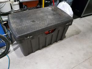 37 inch Contico portable truck box.