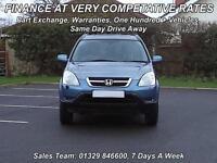 Honda CR-V 2.0 i-VTEC ( Sat Nav ) SE Sport