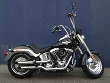 2013 HARLEY-DAVIDSON SOFTAIL FAT BOY Cannington Canning Area Preview