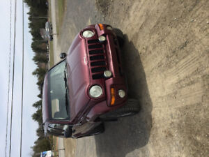 jeep liberty limited 2002