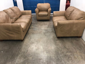 3pc Couch SET   -  Delivery