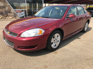 2010 CHEVROLET IMPALA LS 183066 KM POWER LOADED FULLY DETAIL