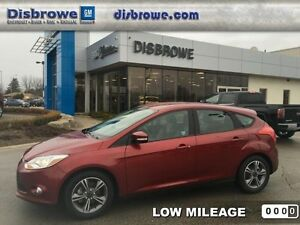 2014 Ford Focus SE   Low Mileage, Bluetooth, Trade-In