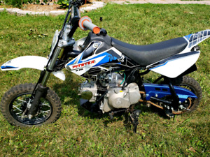 70cc four stroke dirtbike