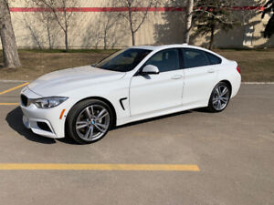 2016 BMW 435i X Drive GRAN COUPE, ONLY 21k KMS!!