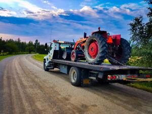 Flatbed Service Moving forklift,Skid steer,Scissor lift,Car