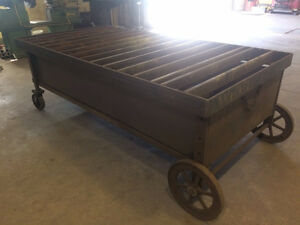 cutting/welding table