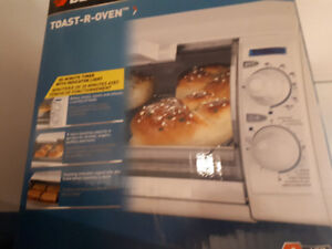 Toaster Oven - New in Box