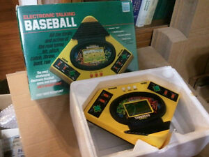 Electronic Talking Baseball-1987-