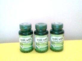 3x Aloe Vera Colon Cleanse Tablets H&B (Unopened)