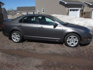 2011 Ford Fusion SE for sale
