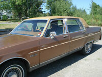 1980 Oldsmobile Regency