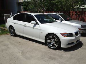 2007 BMW 328 xi  serie 3 Premium package