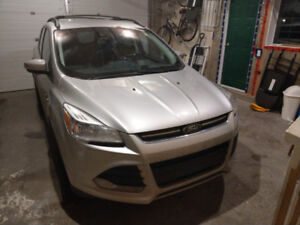 Ford Escape 2013 SEL TRADE to VAN